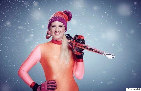 'The Jump': Rebecca Adlington Dislocates Shoulder During First Live