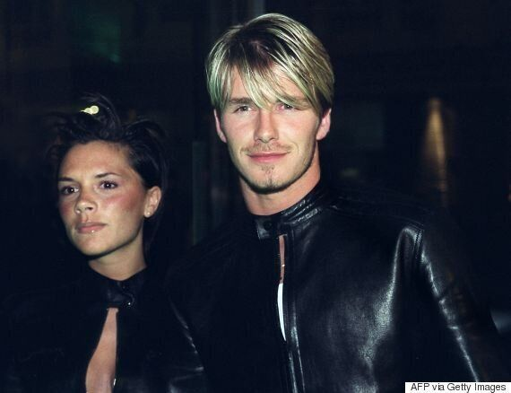 David And Victoria Beckham's Matching Leather Outfits: 'What Were We