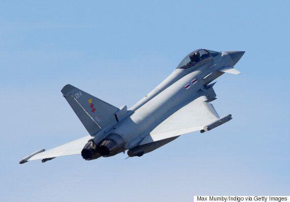 RAF Jets Scrambled To Intercept Russian Plane Near UK Airspace -