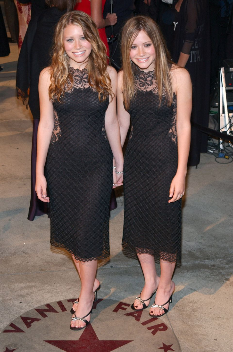 Mary-Kate And Ashley Olsen's Style Evolution, From 'Full House' To