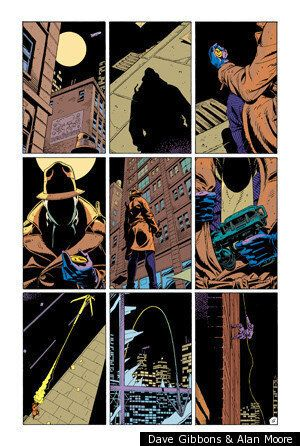 Q&A: Watchmen's Dave Gibbons On Comics, Tablets And His 'Super Secret' New