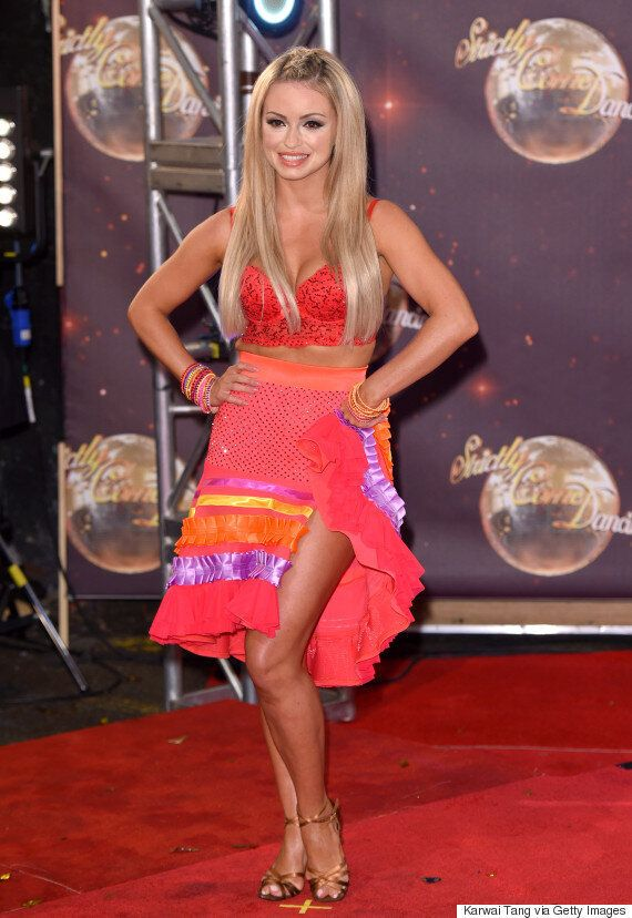 'Strictly Come Dancing' 2015: Ola Jordan Claims Leaderboard Is 'Fixed', As She Hits Out At BBC
