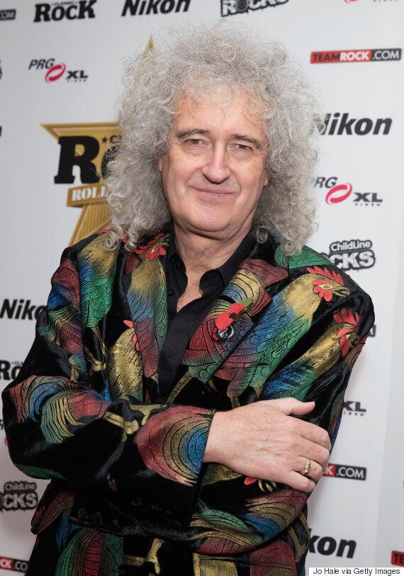 Brian May Champions Scientists Working 'Without Recognition' To Beat Animal Testing At Lush Prize