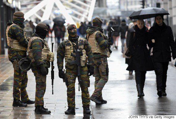 Brussels On Lockdown As Belgium's Capital At Threat Of 'Imminent' Terrorist
