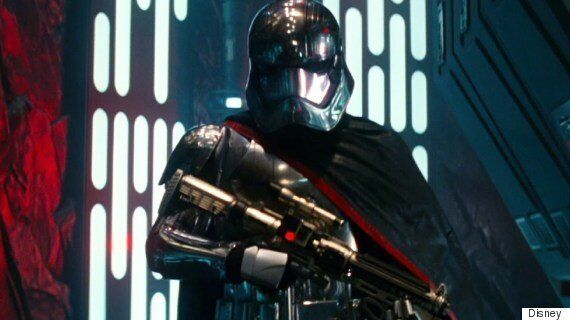 'Star Wars 8': Gwendoline Christie Promises Captain Phasma WILL Be In The New