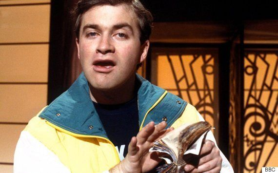 WISE WORDS: Harry Enfield On Why He Wished He'd Worked Harder, And Why 'You Need To Look Like Daniel...