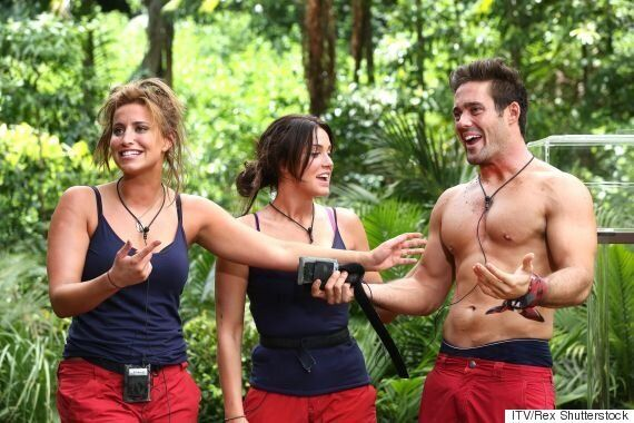 'I'm A Celebrity' Contestant Spencer Matthews Reveals Steroid Addiction Forced Him To Leave The