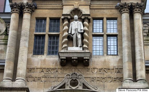 Oxford Students Publish Demands After University Allows Cecil Rhodes Statue To