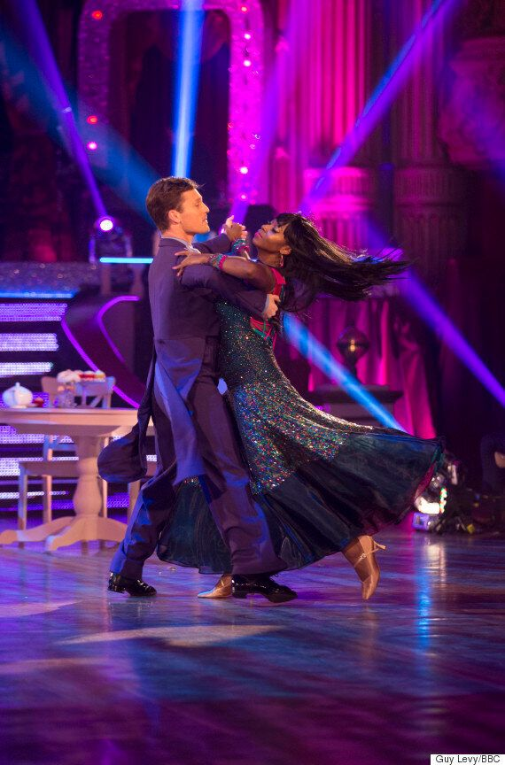 'Strictly Come Dancing': Jamelia Loses Out To Peter Andre In Her Fifth Dance-Off Of The