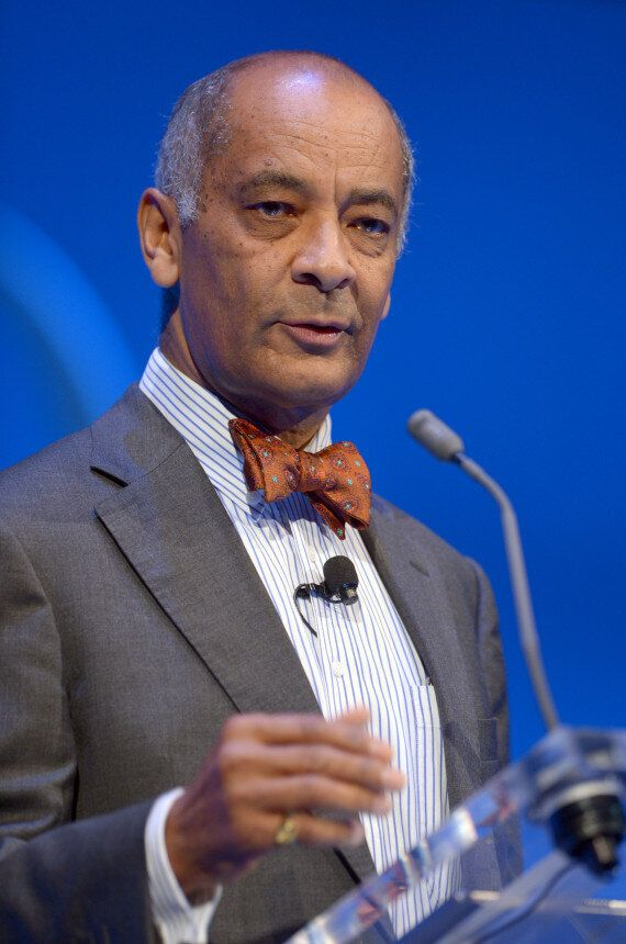 Ken Olisa Chosen As Most Influential Black Briton, Topping Powerlist