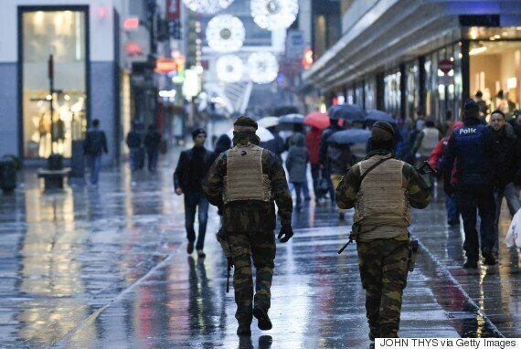 Brussels Lockdown Sparks Residents To Flood Twitter With Cat Pictures As Police Search For Paris