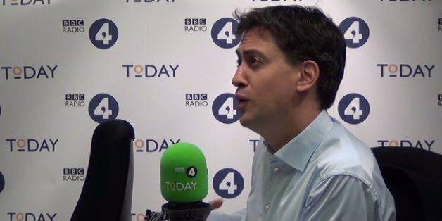 Ed Miliband Burned By BBC Presenter Jim Naughtie For 'Crashing' Labour