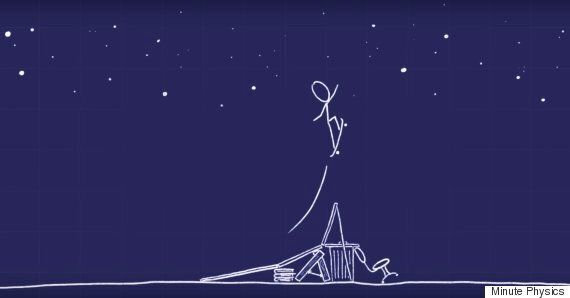 How Space Travel Works Explained With The World's Simplest