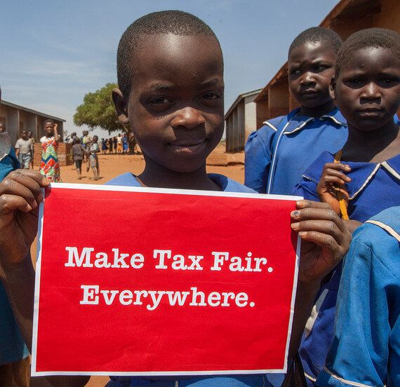 Sixty-Year-Old UK Tax Deal Is Hurting the World's Poorest