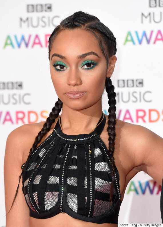 Little Mix's Leigh-Anne Pinnock Throws Shade At Zayn Malik On