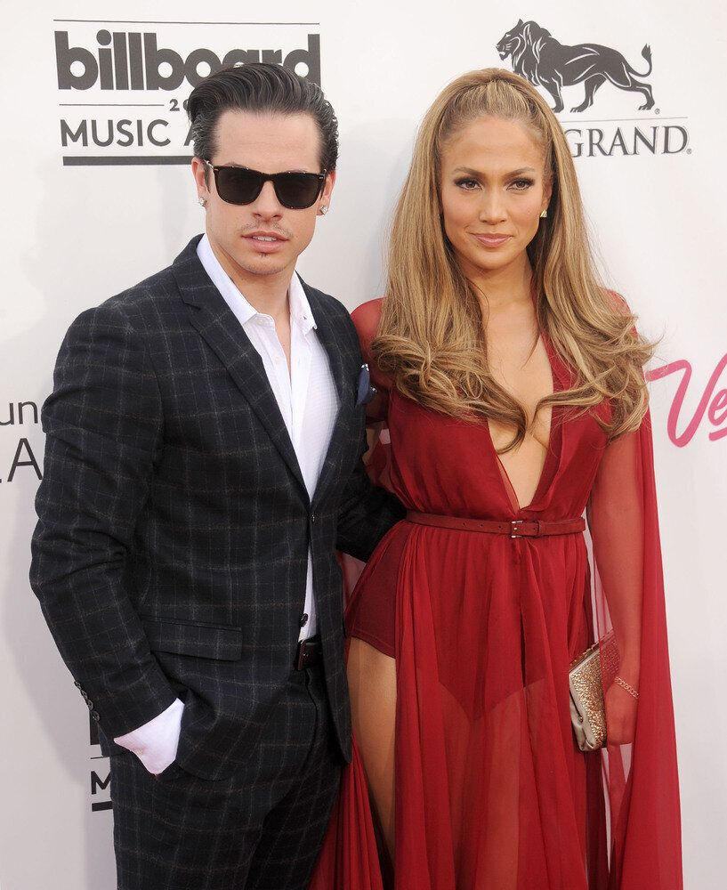 How did J-Lo react to her split from Marc Anthony? Why, she did the logical thing and switched him for a much younger man, of