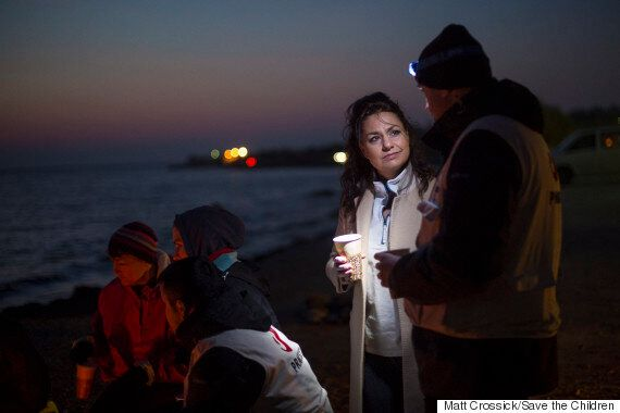 Migration Crisis: Heidi Allen Tells Of 3 Conservative MPs Discovering 'Awful' State Of Lesbos