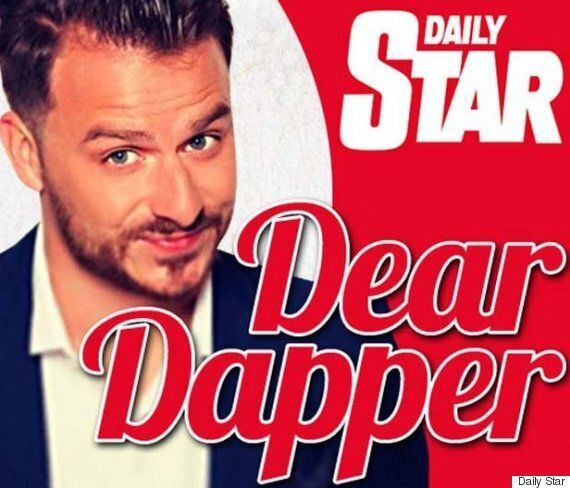 Dapper Laughs Launches Daily Star Column Tackling 'Impotence, Love-Rats And Bizarre Incest