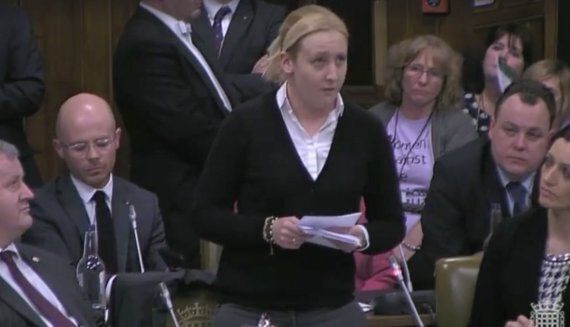 Mhairi Black Accuses Government Of 'Doing Absolutely Nothing' On Women's