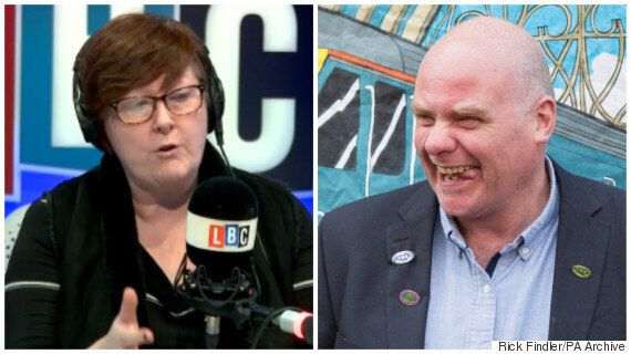 RMT Chief Steve Hedley Accuses Tory Government Of 'Murdering' People And Calls For Their