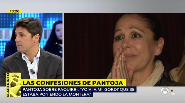 La tajante respuesta de Fran Rivera tras lo que dijo Isabel Pantoja en 'Supervivientes':
