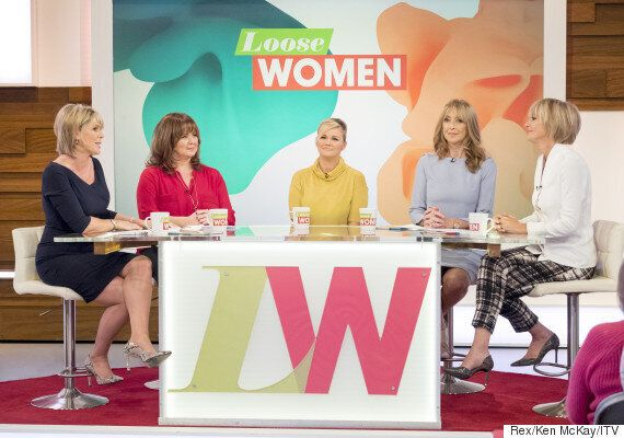 Kerry Katona Cries During 'Loose Women' Interview About Marriage Split