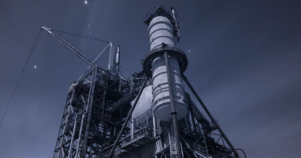 Photographer Sneaks Into Abandoned Top-Secret NASA Base. Here's What He Saw