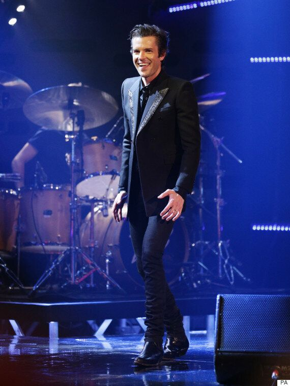 Brandon Flowers Tells HuffPostUK: The Killers Are Writing Together Right Now, Even As 'The Desired Effect'...