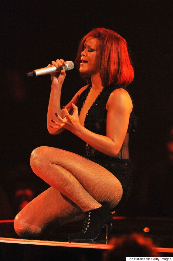 Brit Awards 2016: Rihanna Confirmed To Be Performing, Following 'ANTI' Album