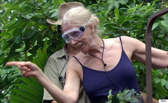 'I'm A Celebrity' 2015: Lady C Flirts With Ant And Dec In Bushtucker Trial, And It All Gets A Bit 'Carry