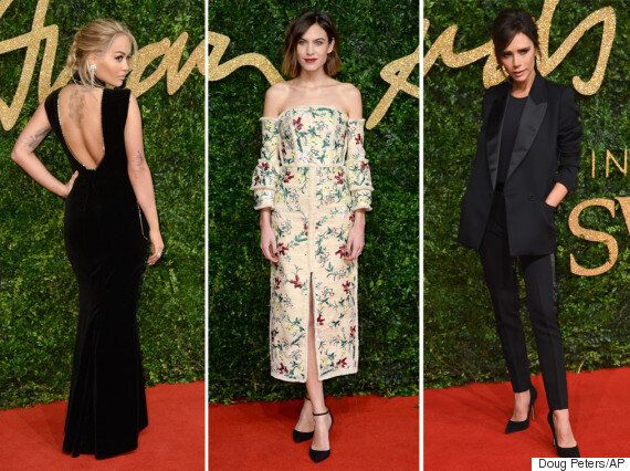 British Fashion Awards 2015: All The Winners And Red Carpet Looks Featuring Alexa Chung, Rita Ora And...