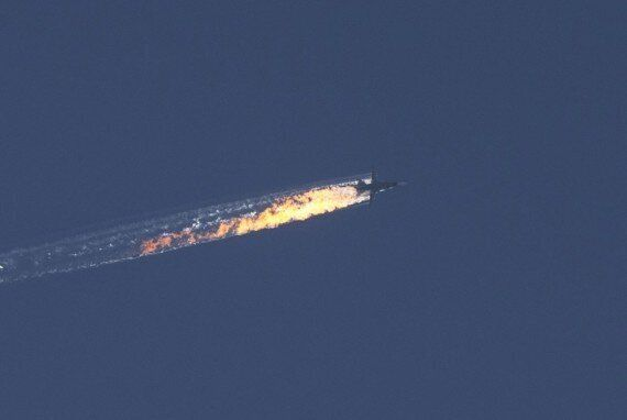Vladimir Putin: Turkey Shooting Down Russian Fighter Jet Was A 'Stab In The