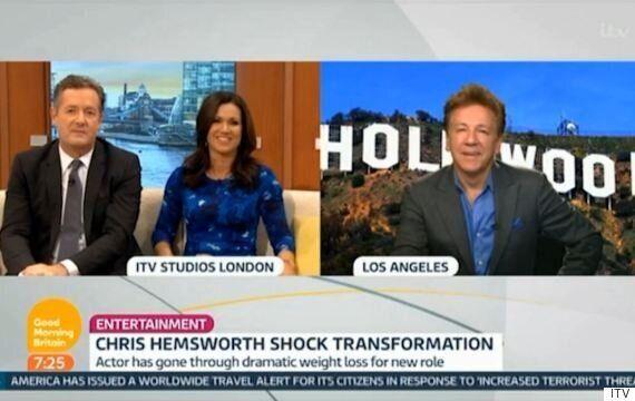 Susanna Reid Is Having None Of Piers Morgan's Flirting On 'Good Morning Britain'