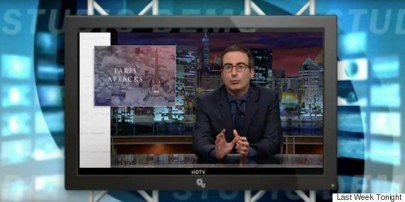 John Oliver Destroys Syrian Refugee Crisis Hypocrisy On 'Last Week