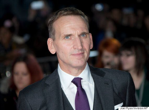 'Doctor Who': Steven Moffat FINALLY Reveals Why Christopher Eccleston Was Missing From The 50th Anniversary