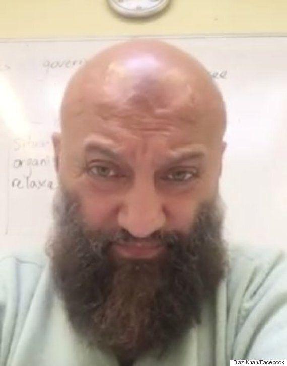 Riaz Khan Jihadi Sympathy Poll Video Sees Rupert Murdoch