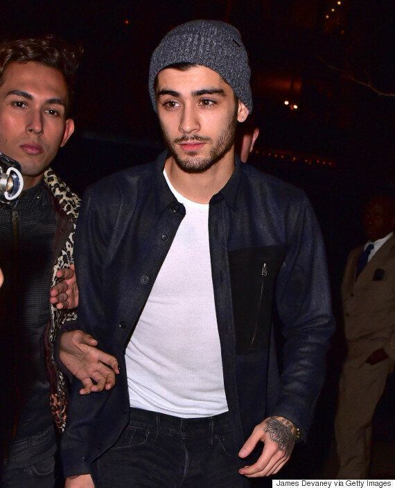 Zayn Malik And Gigi Hadid Dating? Pair Spotted 'Getting Cosy' In
