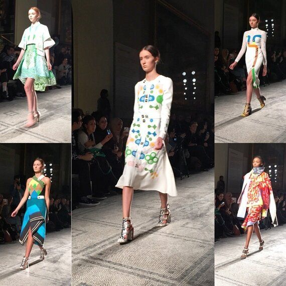 Fashion in Motion: Peter Pilotto at the