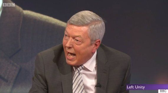 Alan Johnson Reacts With Anger To Being Told He Is 'Undermining' Jeremy