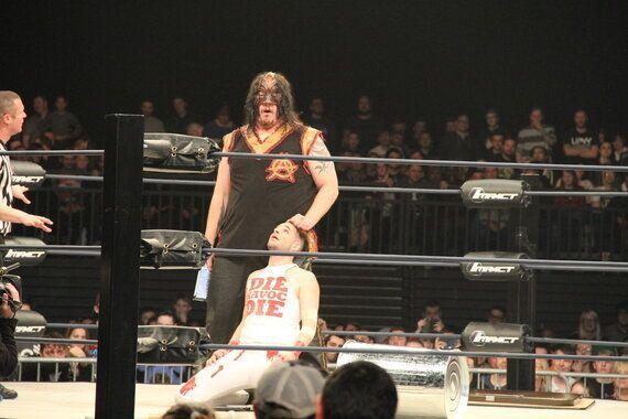 Royal Ramblings: TNA Rocks