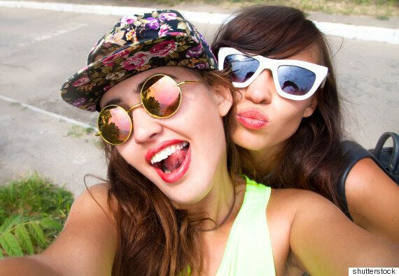 How To Take The Perfect Selfie, According To