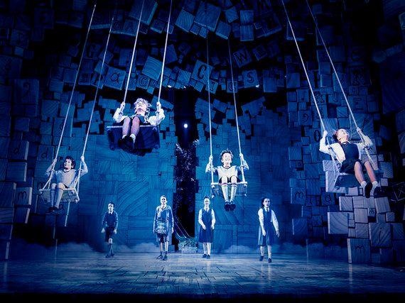 Top Five Musicals in