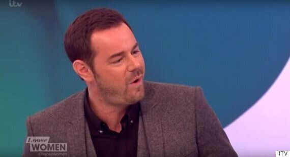 Danny Dyer And Janet Street-Porter Clash On 'Loose Women' In Row About Feminism