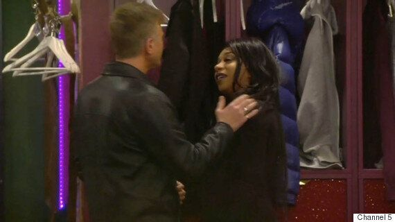 'Celebrity Big Brother': Tiffany Pollard And Darren Day Clash Over 'Horny'