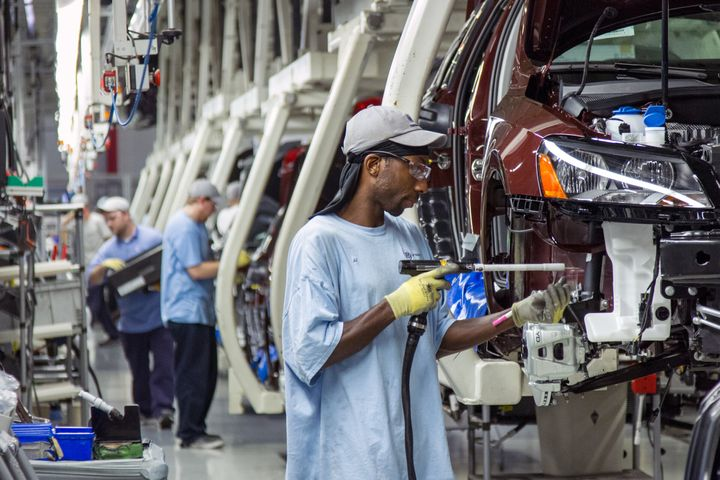 The election at Volkswagen's Chattanooga facility this week is the UAW's second attempt to unionize the plant.