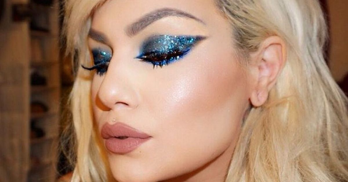 New Year's Eve Makeup Ideas 2017: 11 Shimmering Looks To Get You Party Ready