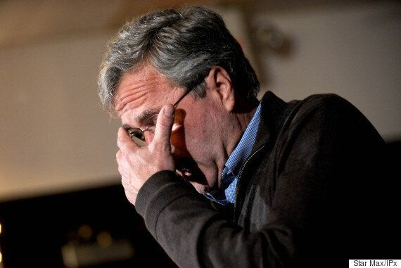 Jeb Bush Asks New Hampshire Audience To 'Please Clap' In Saddest Moment Of US Presidential Campaign
