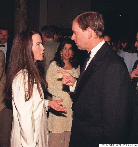 'Celebrity Big Brother' Signs Koo Stark? Prince Andrew's Ex-Girlfriend 'To Appear In New