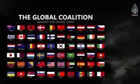 Islamic State's Most Chilling Call To Arms Yet Includes Threat To UK And 'Coalition Of