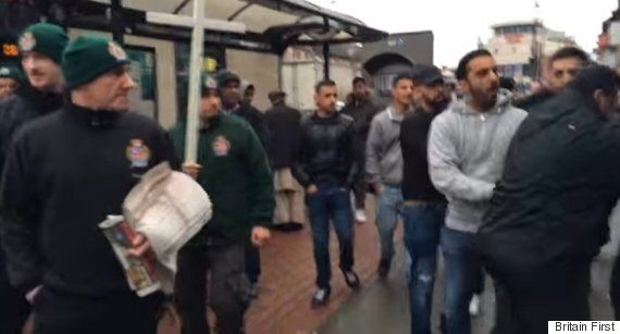 Britain First: Police Try To Ban Group From Luton, As Party Seeks Donations To Fight